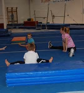 Homeschool gymnastics