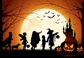 Happy Halloween!  No Rec Classes Wed. Oct 31st