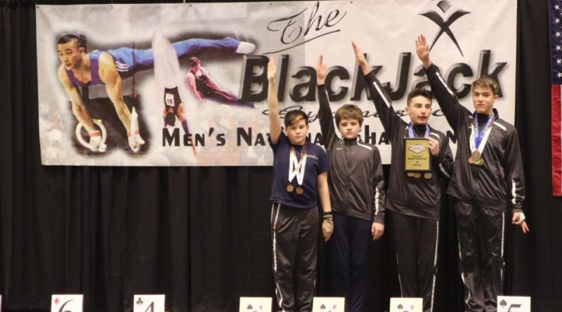 Boys Team Represents at BlackJack National