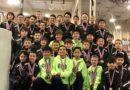 Boys Team 2018 Region 2 Medalists