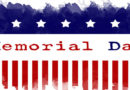 We will be CLOSED in honor of Memorial Day