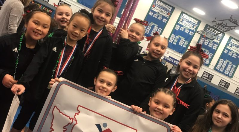 Xcel Bronze and Silver Success at State!
