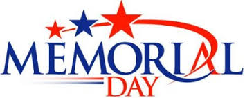 We are CLOSED in honor of MEMORIAL DAY!