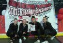 Congratulations Xcel Platinum 3rd Place Team
