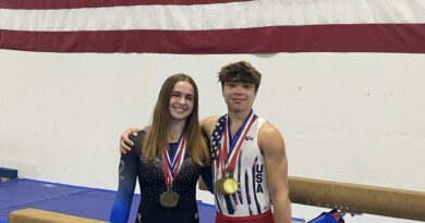 Metropolitan: Home of TWO National All-Around Champions!